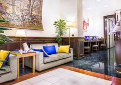 Hotel Diocleziano - โรม - ล็อบบี้