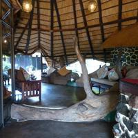 Elephant Valley Lodge Lobby