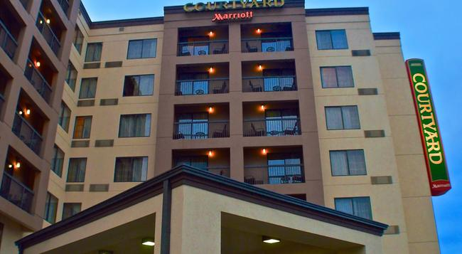 Courtyard by Marriott Nashville Vanderbilt-West End - Nashville - Building