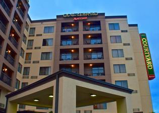 Courtyard by Marriott Nashville Vanderbilt-West End
