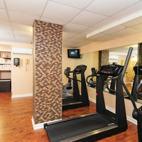 Holiday Inn At the Pavilion Fitness Facility