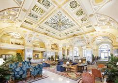 The Hermitage Hotel Nashville - แนชวิลล์ - ล็อบบี้