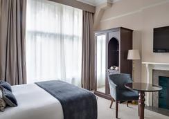 St Paul's Hotel - ลอนดอน - ห้องนอน