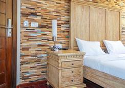 Yarden Beach Apartments - เทลอาวี - ห้องนอน
