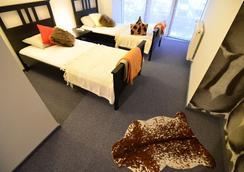 Hotel Biscuit - คลูช นาโปกา - ห้องนอน