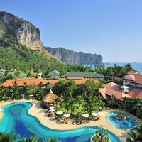 Aonang Villa Resort Aerial View