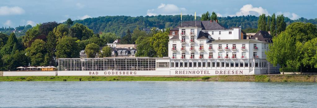 Ringhotel Rheinhotel Dreesen - Bonn - Building