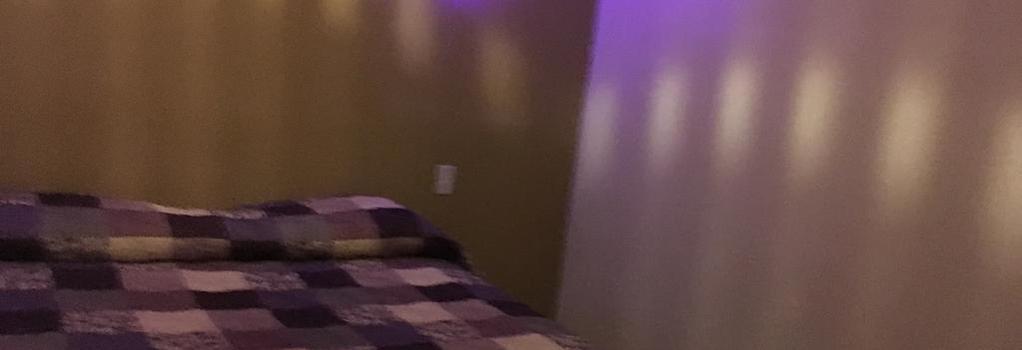 King Palace Inn - Los Angeles - Bedroom