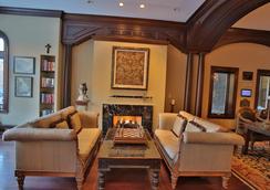 Villa D' Citta - ชิคาโก - ห้องนั่งเล่น