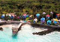 Compass Point Beach Resort - แนสซอ - ชายหาด