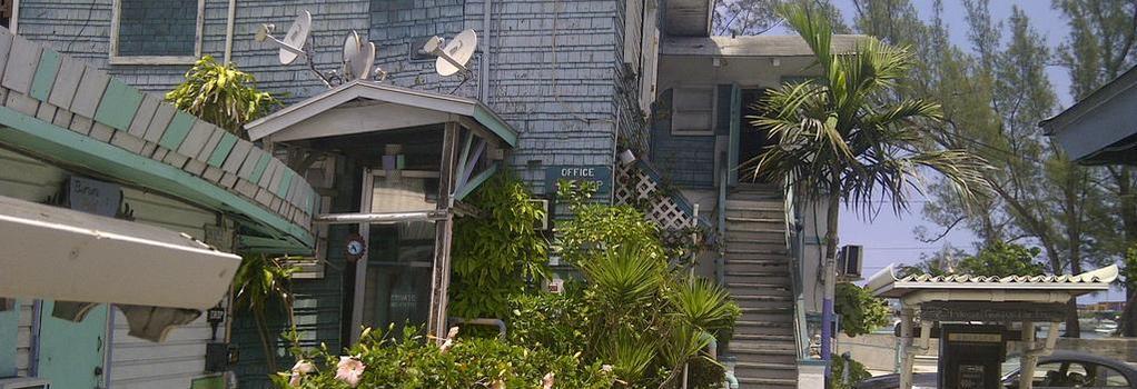 Arawak Inn - Nassau - Building