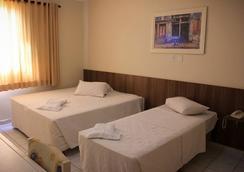 Hotel Concord - กัมปู กรันดี (มาตู โกรสซู โด ซูล) - ห้องนอน