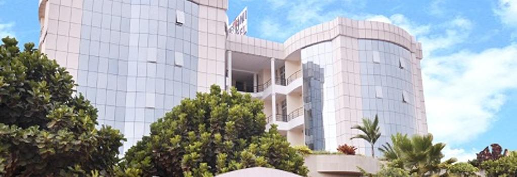 The Mirror Hotel - Kigali - Building