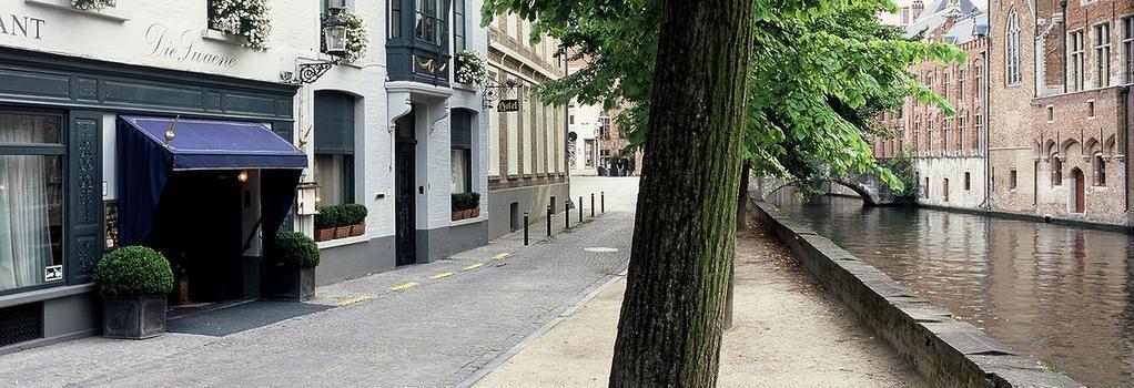 Hotel Die Swaene - Bruges - Building