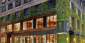 1 โฮเทล เซ็นทรัล พาร์ค - นิวยอร์ก - อาคาร