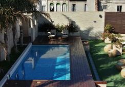 Don Boutique Hotel Montevideo - มอนเตวิเดโอ - สระว่ายน้ำ