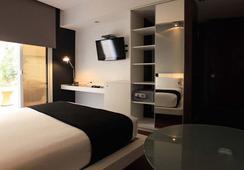Don Boutique Hotel Montevideo - มอนเตวิเดโอ - ห้องนอน