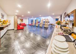 Hotel Hill House - โบโกตา - ร้านอาหาร
