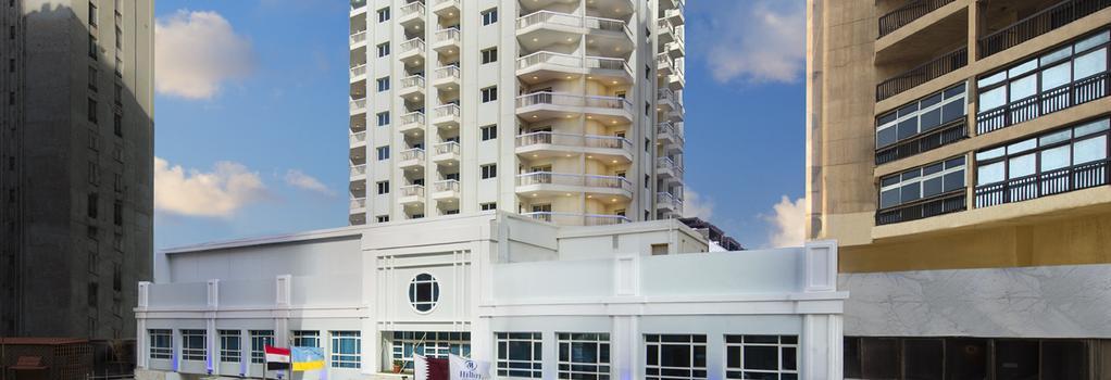 Hilton Alexandria Corniche - Alexandria - Building