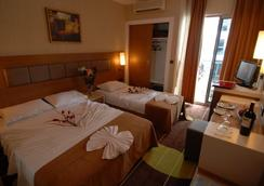Oba Star Hotel & Spa - อลันยา - ห้องนอน