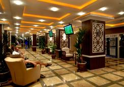 Oba Star Hotel & Spa - อลันยา - เลานจ์