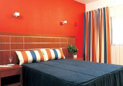 Hotel Apartamento Balaia Atlantico - อัลบูเฟย์รา - ห้องนอน