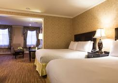 Hotel Stanford - นิวยอร์ก - ห้องนอน