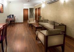 HM Suites & Studios - เบงกาลูรู - เลานจ์