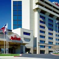 San Antonio Marriott Northwest Exterior