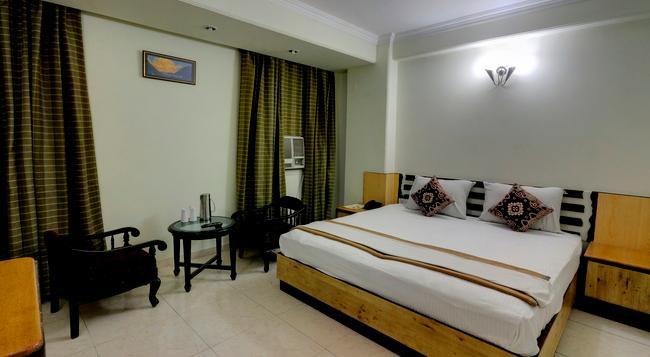 Hotel White House Continental - New Delhi - Bedroom