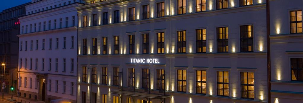 Titanic Gendarmenmarkt Berlin - Berlin - Building