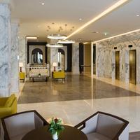 Titanic Gendarmenmarkt Berlin Lobby Sitting Area