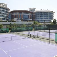 Baia Lara Hotel Tennis Court