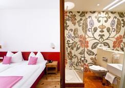 Hotel Wolf - ซาลส์บูร์ก - ห้องน้ำ
