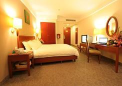 Greentree Inn Hefei Nanyuan Hotel - เหอเฝย์ - ห้องนอน