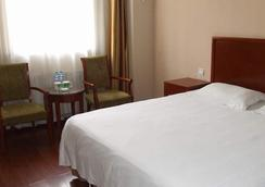 Greentree Inn Yantai Airport Road Hotel - Yantai - ห้องนอน