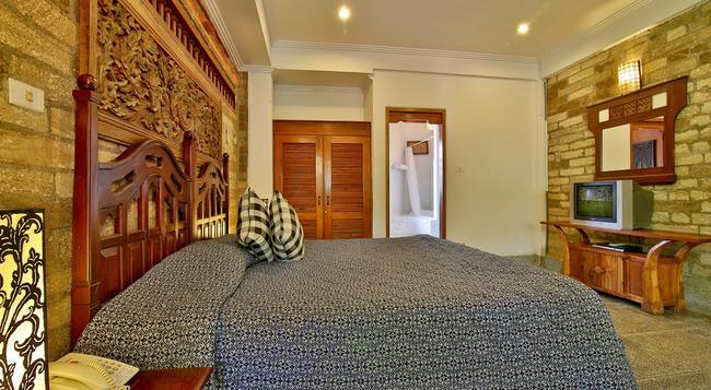 Taman Harum Cottages - Ubud - Bedroom