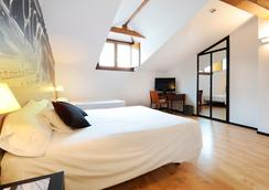 Abba Jazz Hotel - บิตอเรีย-กาสเตอิซ - ห้องนอน