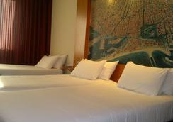 Hotel Abba Sants - บาร์เซโลน่า - ห้องนอน