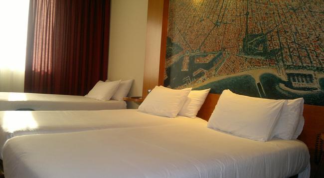 Hotel Abba Sants - Barcelona - Bedroom