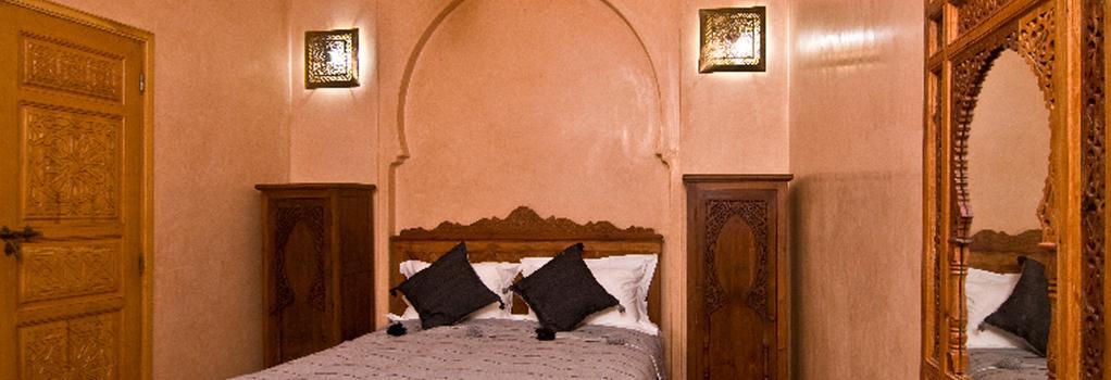 Riad Lakouas - Marrakesh - Bedroom