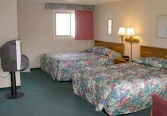 Cabrillo Inn at the Beach - ซานตาบาร์บารา - ห้องนอน