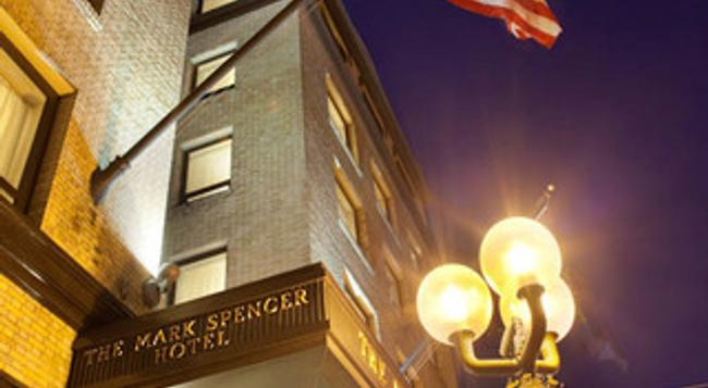 The Mark Spencer Hotel - Portland - Building