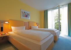 Intercityhotel Düsseldorf - ดีสเซลดอร์ฟ - ห้องนอน