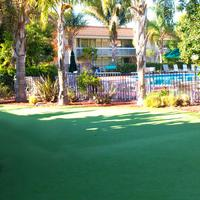 Wyndham Garden San Jose Putting Green