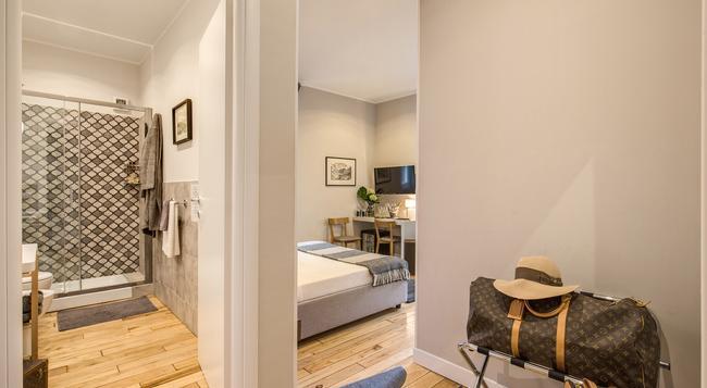 Tree Charme Navona - Rome - Bedroom