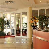 InterCityHotel Rostock Lobby