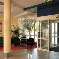 InterCityHotel Rostock Interior Entrance