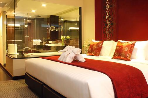 ฟูรามา สีลม กรุงเทพ - กรุงเทพมหานคร - ห้องนอน