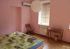 JR's House Hostel - เยเรวาน - ห้องนอน